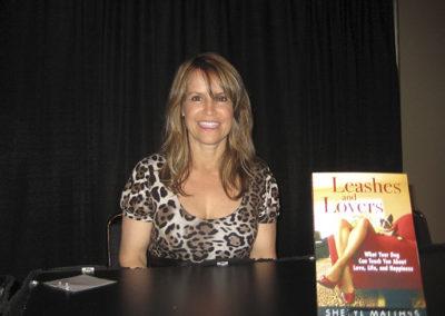 Sheryl Matthys as CreateSpace - Amazon Panelist at Book Expo NYC
