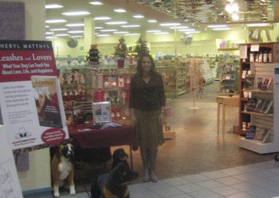Sheryl Matthys Book Signing at Majerek's Book Store