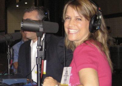Sheryl Matthys interview on XM/Sirius Book Radio at NYC Book Expo