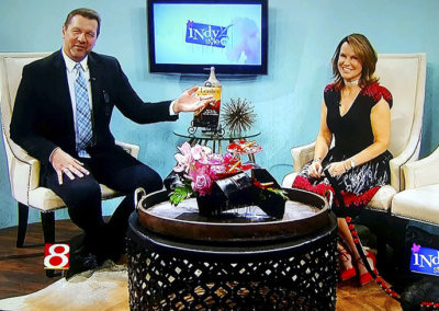 Sheryl on IndyStyle featuring how a dog is the perfect icebreaker!