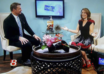 Valentine's Day segment with dating tips for the single dog lover!