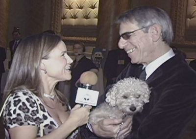 Sheryl interviews Howard Belzer of Law & Order (SVU) about how his dog changed his life!