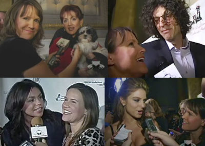 Sheryl Matthys interviews Celebrities Robin Strasser, Howard Stern, Rachael Ray, and Maria Menounos!