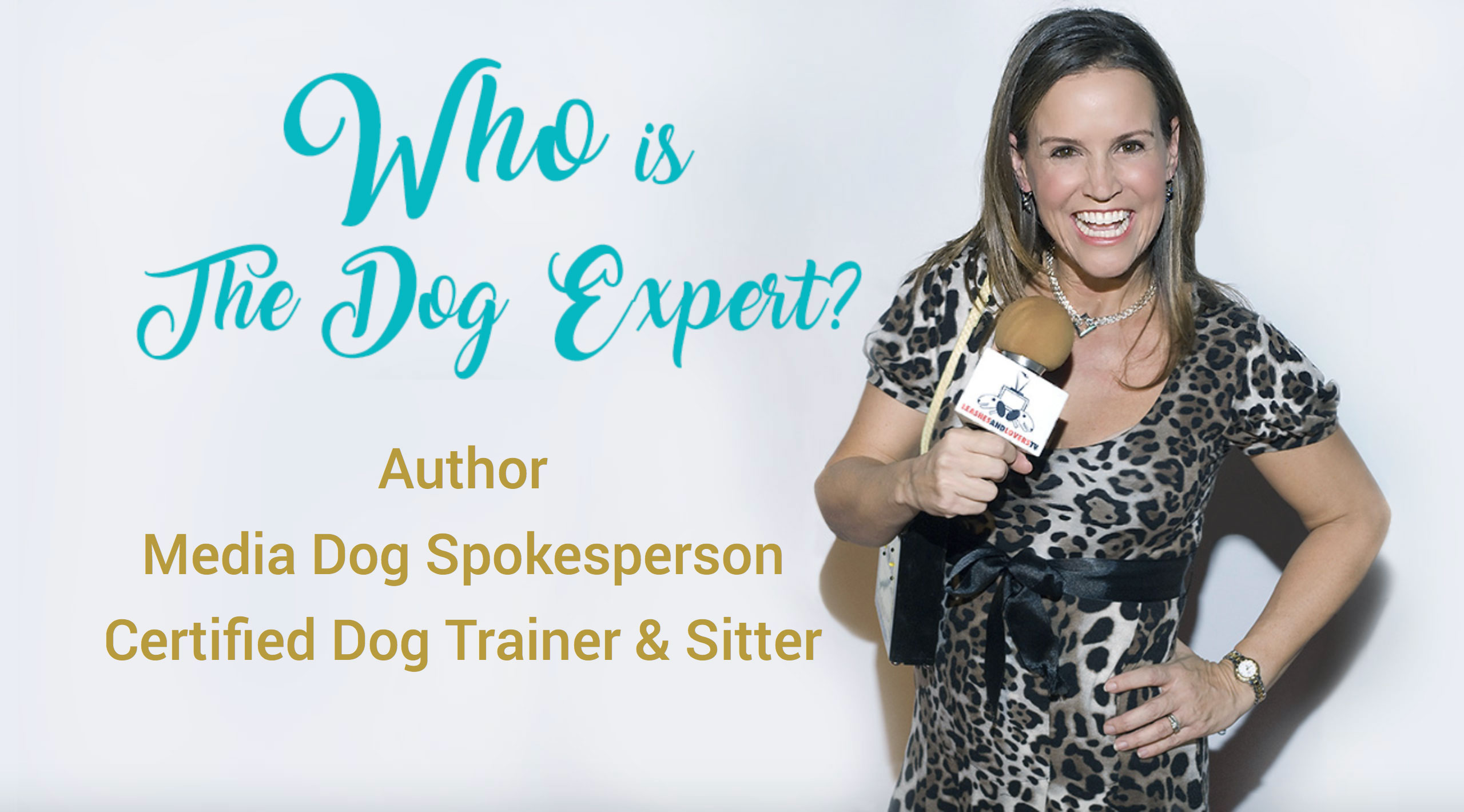 Who is the Dog Expert